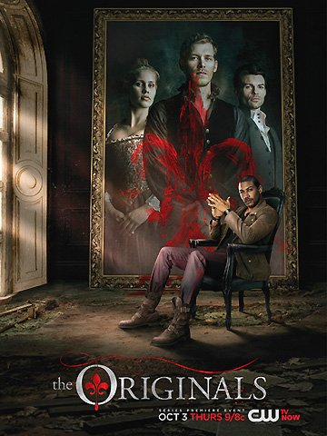 The Originals saison 1 !!!! =)