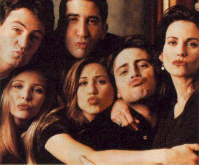 F.R.I.E.N.D.S, for you, for me, for ever !!