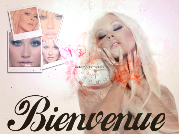 Bienvenue on Beauty-Xtina-Aguilera *_*♥