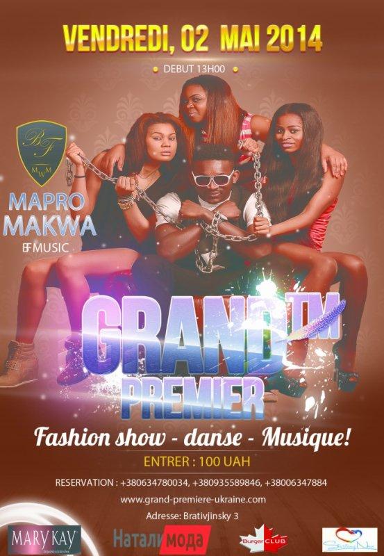 Big event with Mapro Makwa