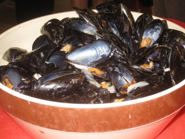 SOIREE MOULES FRITES