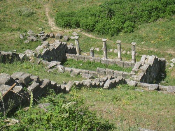 L'ALBANIE ARCHEOLOGIQUE