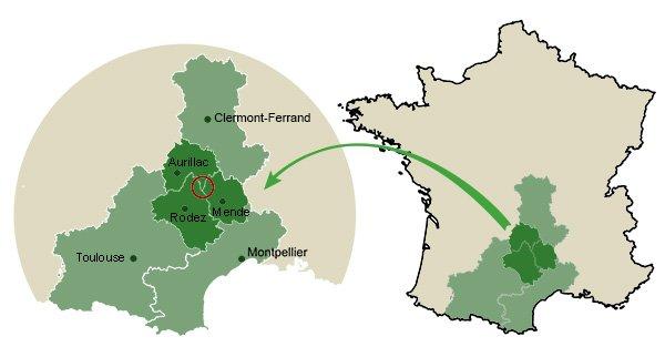 TOUR DE L'AUBRAC