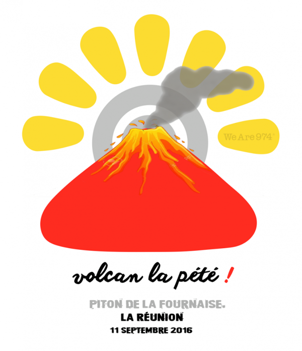 VOLCAN LA PETE