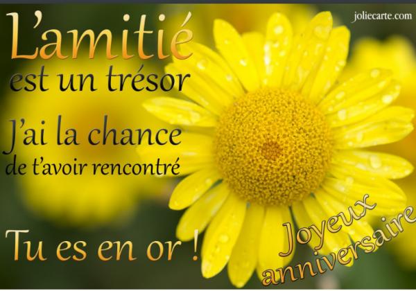 CADEAUX D'ANNIVERSAIRE (ENCORE)