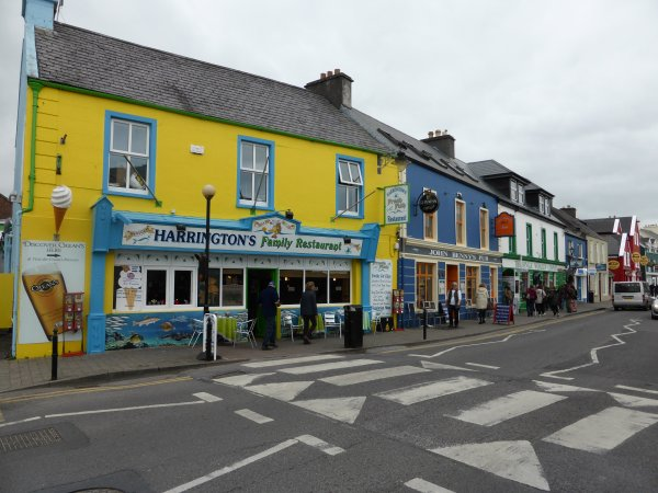 IRLANDE - LA PÉNINSULE DE DINGLE