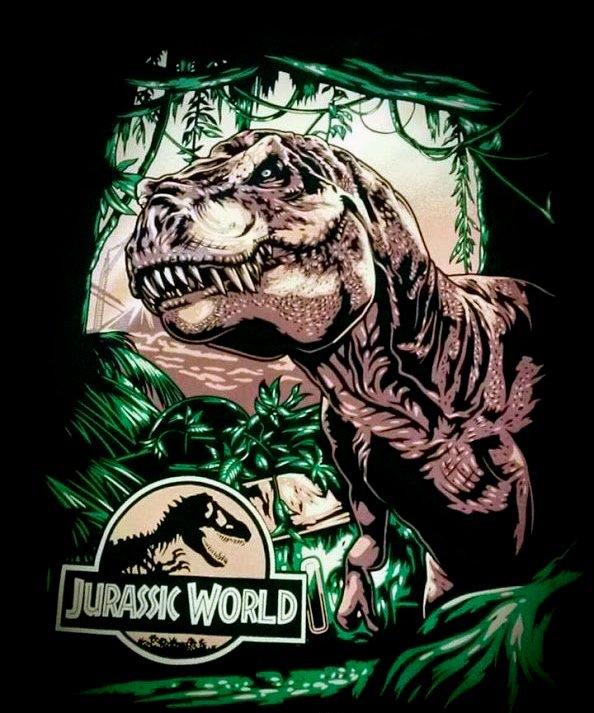 Jurassic World : Une magnifique affiche !