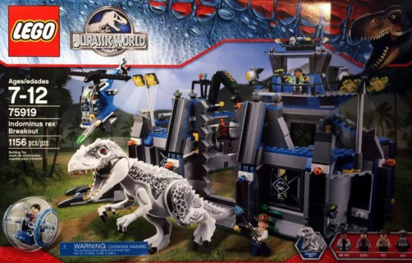 Lego Jurassic World : La suite arrive !