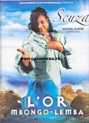 La SOeur L'or Mbongo