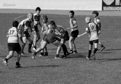 Rugby, mes yeux en dévore. ♥