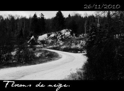 Hiver 2010 à hivers 2011.