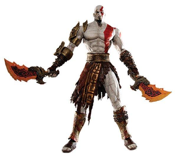 kratos et son frère