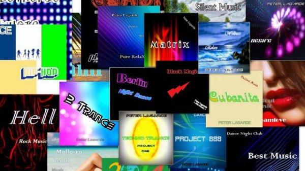 Music Album -  Peter Lagarde