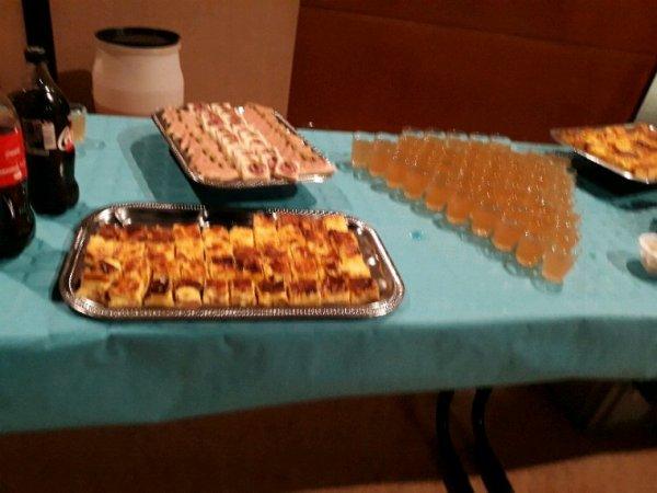 Table apéritive