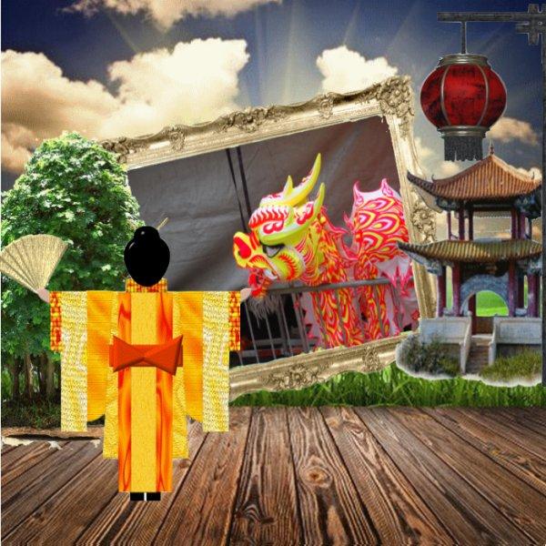 fete chinoise a rouen