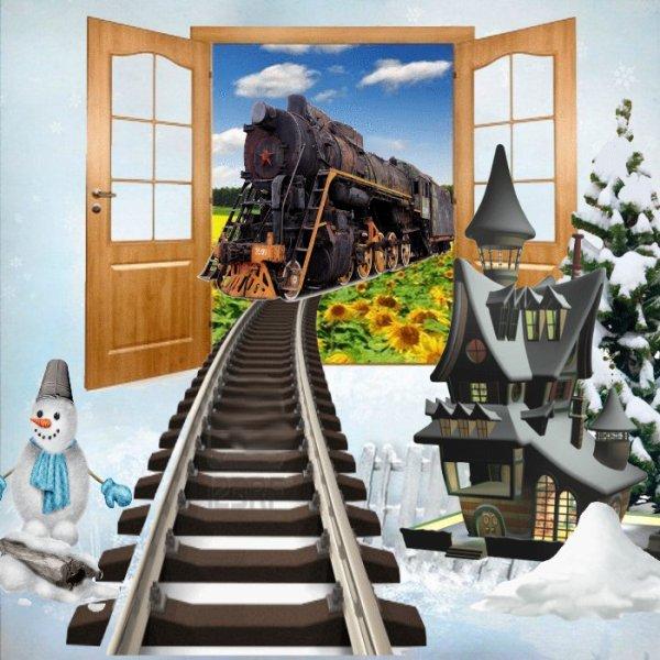 nouveau voyage dans l hiver