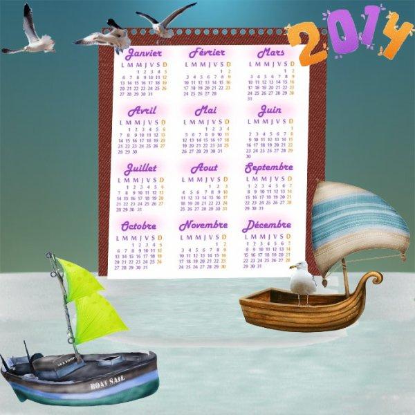 canedrier 2014 et mon reve de mer
