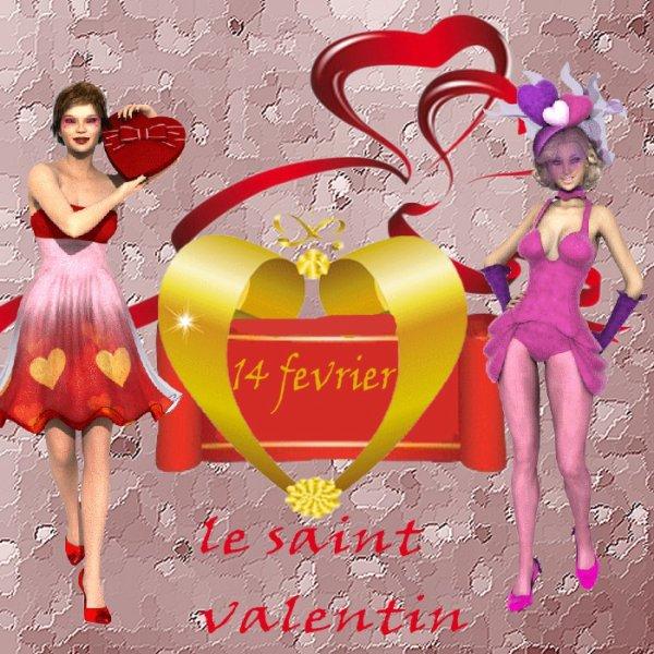 bonne saint valentin a tous
