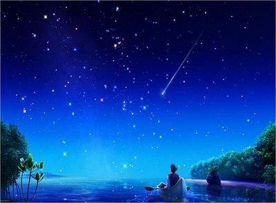 """""""- C'était plus qu'une comète parce qu'elle avait apporter tant de choses dans sa vie, du sens mais aussi de la beauté, ses amis ne comprenaient pas ce qu'il disait, ses sentiments dépassait les autres hommes. Mais même lorsqu'il se sentait très seul, il savait en son c½ur qu'un beau jour la comète serai de retour... pour illuminer à nouveau toute sa vie, et qu'il pourrait enfin grâce à elle retrouver foi en l'être humain, en l'amour et en son art."""" OTH"""