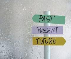 """""""L'avenir est un long passé"""""""