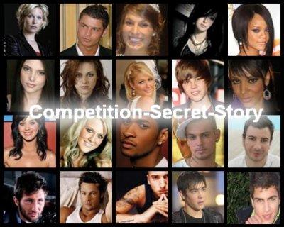 Secret Story Candidats + Jeu