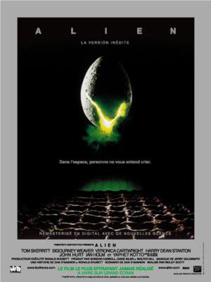 Alien le 8 ème passager