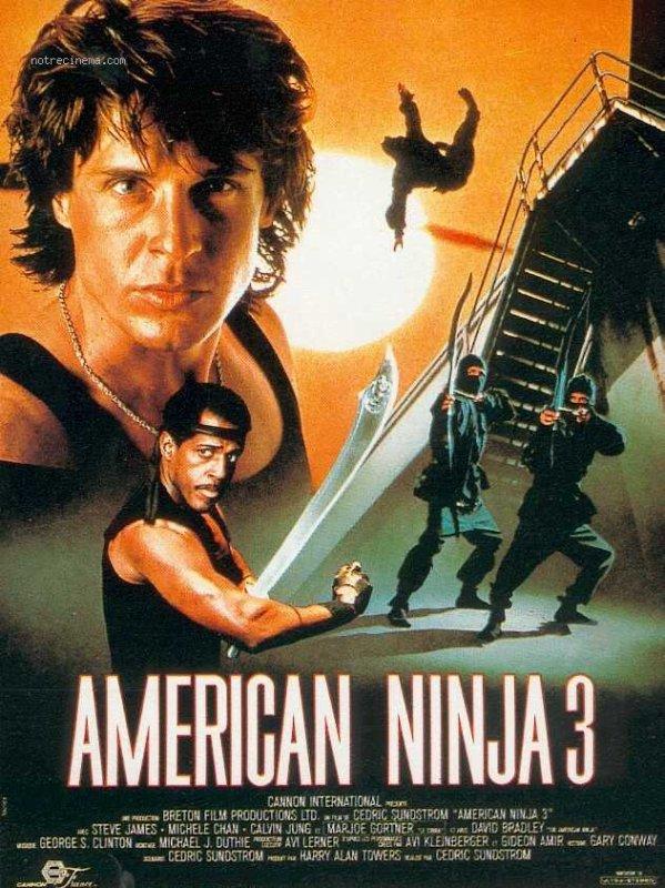 American ninja 3