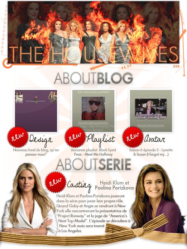 ~ News du blog et news de la série.