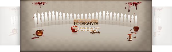 Joyeux Halloween sur desperatehousewiies!
