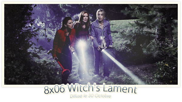 "8x06 - ""Witch's Lament""; Review"