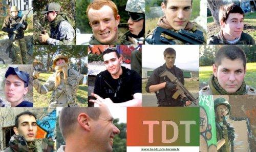 la TDT (Team Du Tigre):