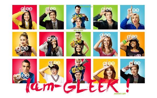 Bienvenue sur Iam-GLEEK.Skyrock.com !