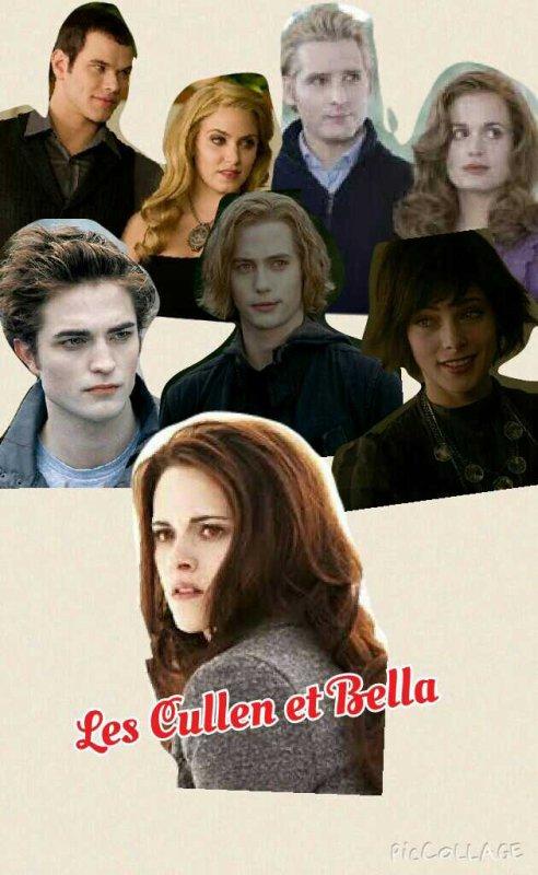 Cullen et Bella