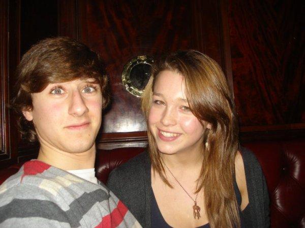 Vacances à Londres: On s'en souviendra d'elle avec Kevin xd