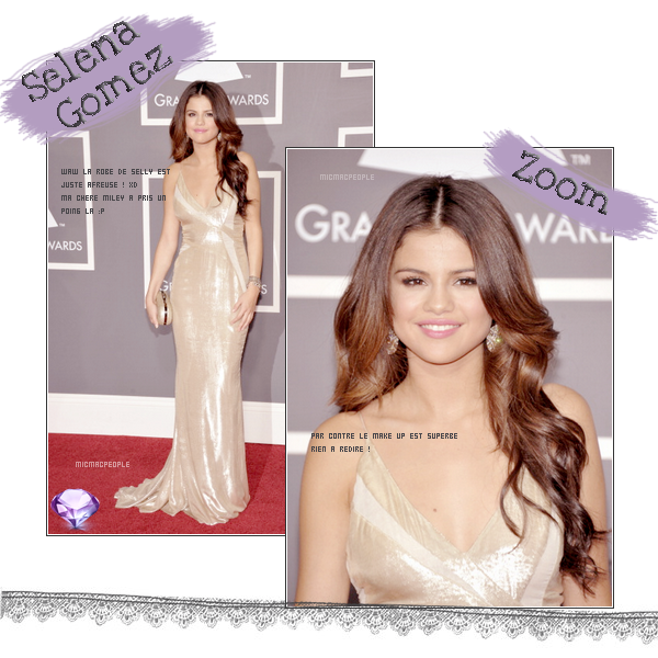 ₪  The 53rd Annual GRAMMY Awards le 13 février , Les stars posent sur le Red Carpet (: