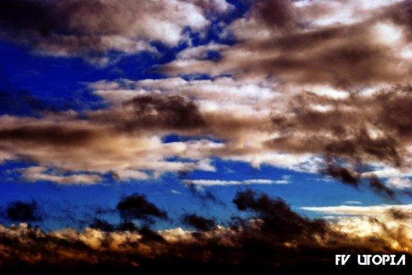 regarde le ciel et son immensité, regarde le ciel et apprend à rêver.