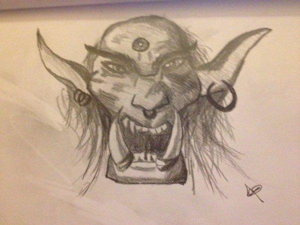 Le dessin l'une de mes plus grandes passion.
