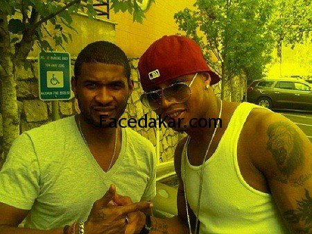 dioufy&usher