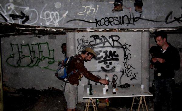 Ghetto Blaster Party !