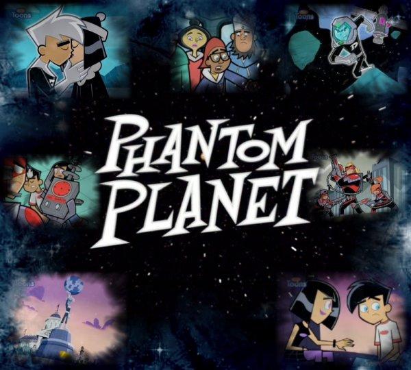 Danny Fantôme : La planète fantôme partie 1/2