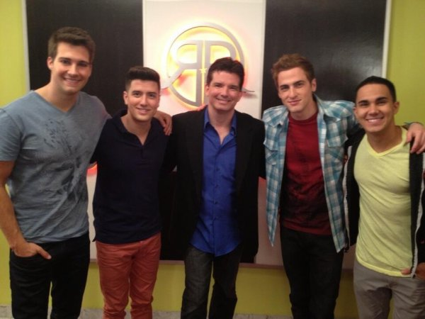 Big Time Rush & Butch Hartman