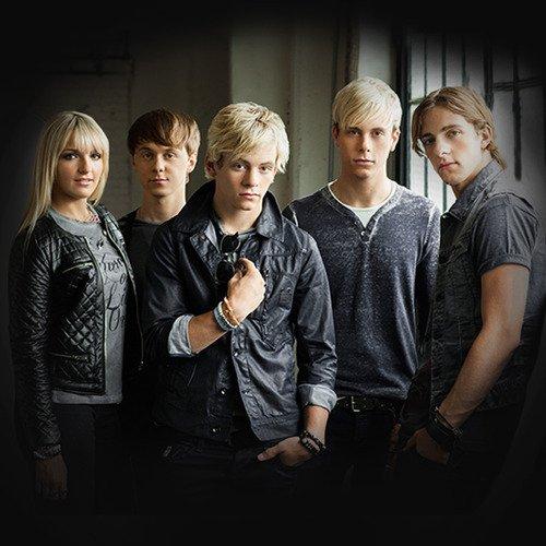 R5: Concert - Belgium ♥