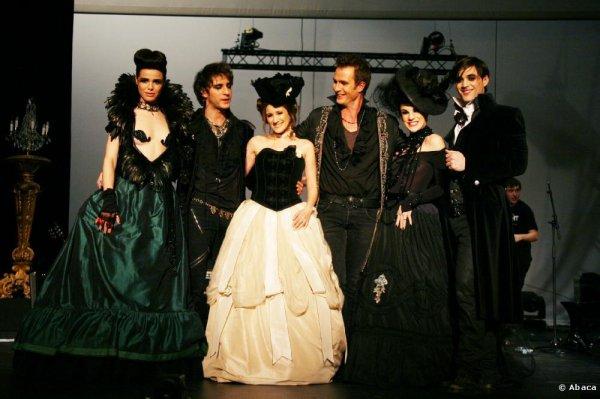 Le retour de - Mozart l'Opéra Rock