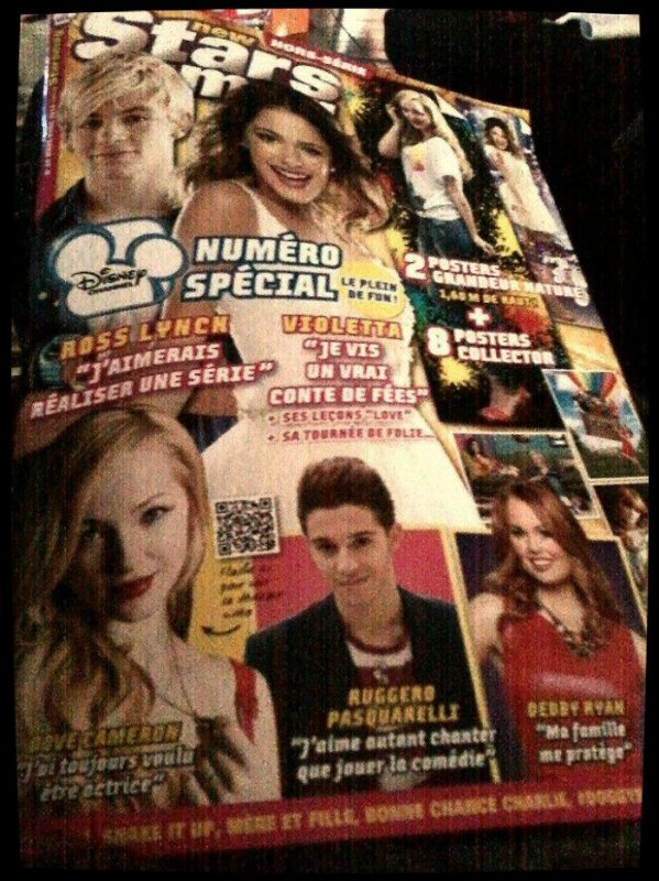 Mon nouveau magazine - New Star Mag (Disney Channel)