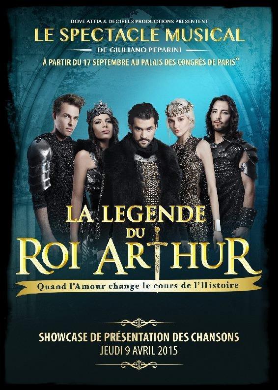 La légende du roi Arthur : Date