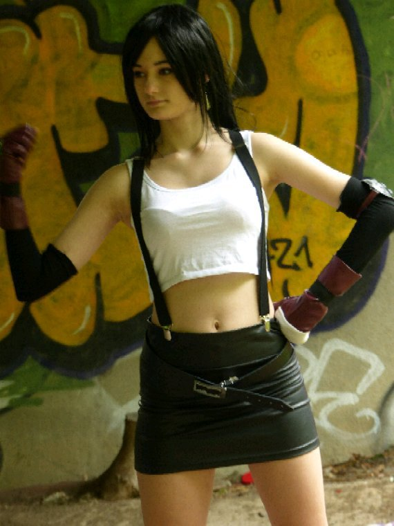 Tifa Lockhart ?de Final Fantasy 7