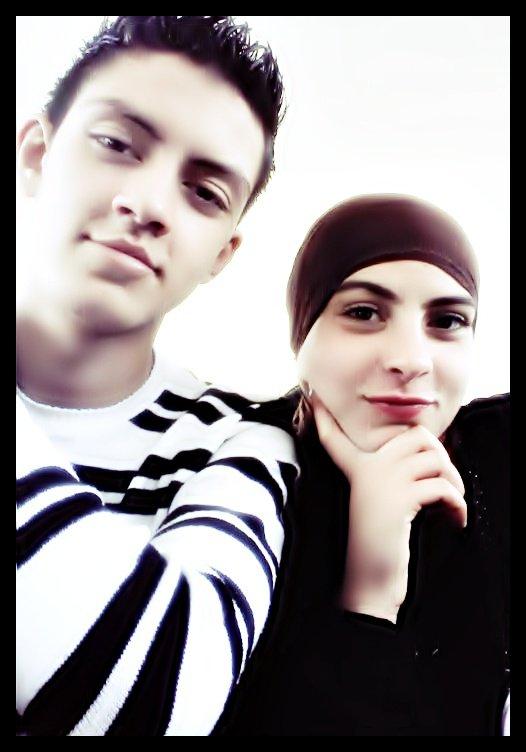 Moi et Sarra <3