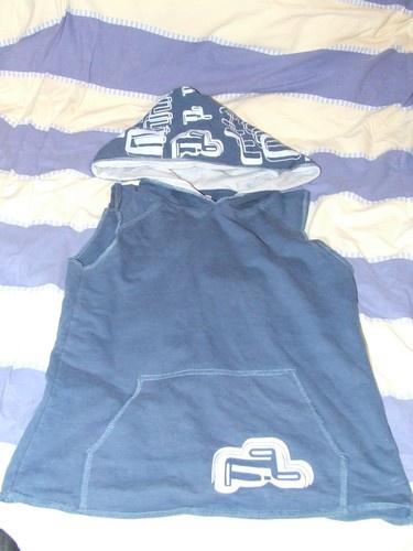 tee shirt cyber bleu