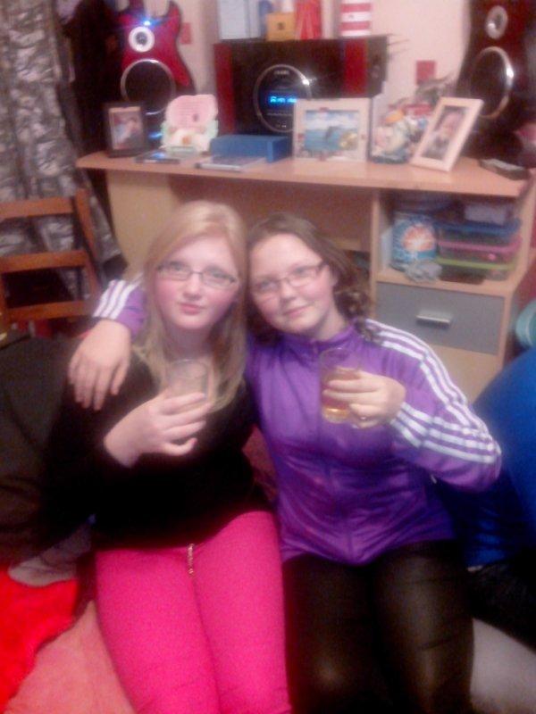 Alison & Elodie