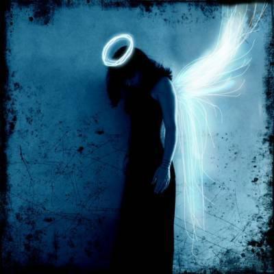 Mon ange.